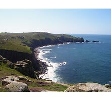 Land's End - Cornwall / England Photographic Print