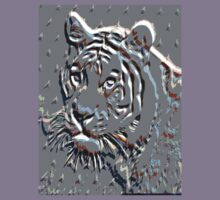 Embossed Tiger by sjmphotos