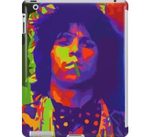 psychedelic keith iPad Case/Skin