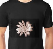 White Toothbrushes seen from above Unisex T-Shirt