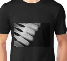 Toothbrushes heads Unisex T-Shirt