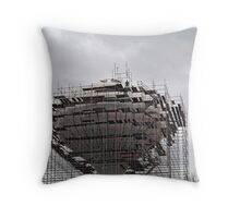 Top of the world! Throw Pillow