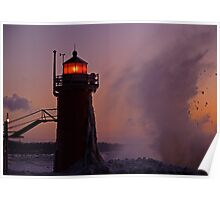 South Haven Michigan Poster