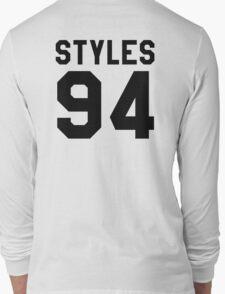 STYLES 94 jersey Long Sleeve T-Shirt