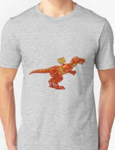 Clockpunk Dino T-Shirt