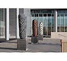 Three Sculptures - Grand Ballroom Photographic Print