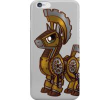 Steampunk Pony iPhone Case/Skin