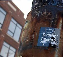 Barbaric Merits by Robert Baker