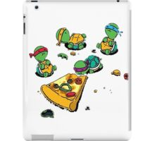 Baby Ninja Turtles T-Shirt iPad Case/Skin