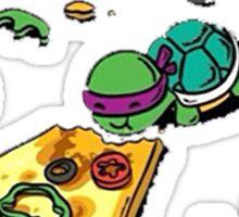 Baby Ninja Turtles T-Shirt Sticker
