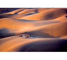 The dunes of Taar désert Photographic Print