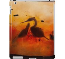 Through Painted Glass iPad Case/Skin