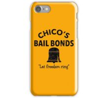 Chico's Bail Bonds iPhone Case/Skin