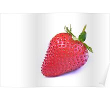 Strawberry Poster