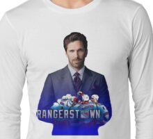 Henrik Lundqvist NY Rangerstown Long Sleeve T-Shirt