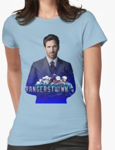 Henrik Lundqvist NY Rangerstown Womens Fitted T-Shirt