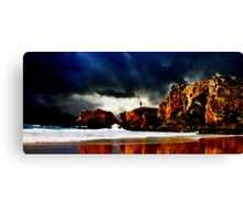 The Lonely Canvas Print