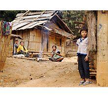 Village Photographic Print