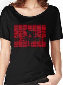 Running Spike Spiegel Women's Relaxed Fit T-Shirt