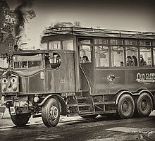 Antique Ride~ by WJPhotography