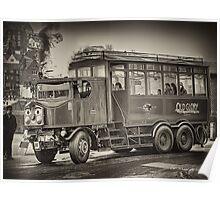 Antique Ride~ Poster