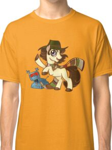 4th Dr Whooves Classic T-Shirt
