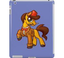 11th Dr. Whooves iPad Case/Skin