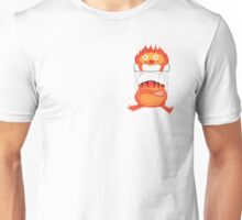 Calcifer in our Heart Unisex T-Shirt
