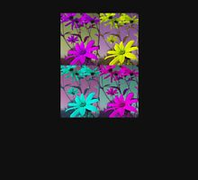 Four Flowers T-Shirt Womens Fitted T-Shirt