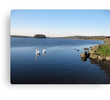 Knockalough Lake Canvas Print