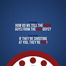 Captain America: Winter Soldier - Quote by The Eighty-Sixth Floor