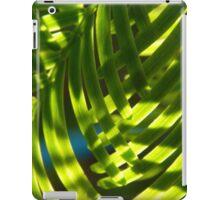 Dublin Green Leaves iPad Case/Skin