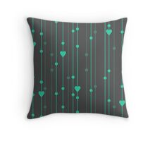 threads of fate Throw Pillow