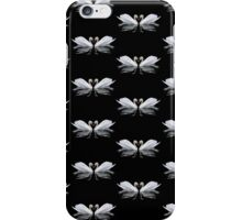 Swans wallpaper iPhone Case/Skin