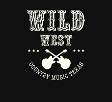 Wild West Country music  Unisex T-Shirt