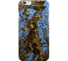 Reflections and Ripples iPhone Case/Skin