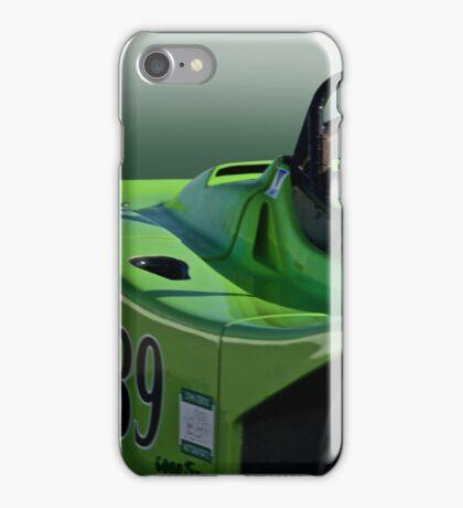 SCCA Racecar SRF iPhone Case/Skin
