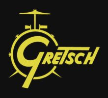 Gretsch Drums by tenerson