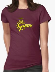 Gretsch Drums Womens Fitted T-Shirt