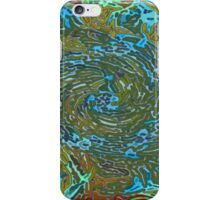 Picture 2015071 Justin Beck Abstract Flower iPhone Case/Skin