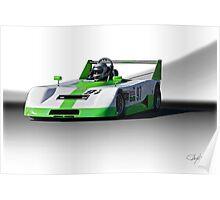 2007 Ladendorf 07D DSR Racecar Poster