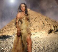 Egyptian Queen by StarKatz