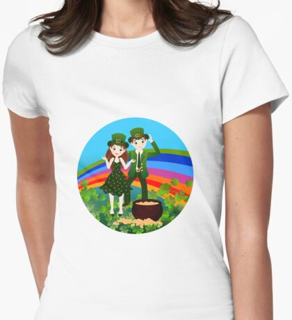 Kids in St.Patrick Day T-Shirt