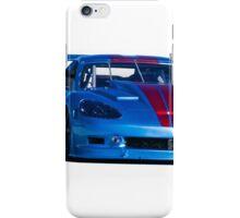 2004 Chevrolet Corvette SP Racecar  iPhone Case/Skin