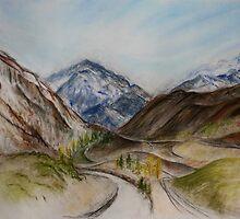 Provo Canyon by Kelli Ballestrin