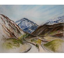 Provo Canyon Photographic Print