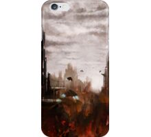 The Scorching of Metropolis iPhone Case/Skin