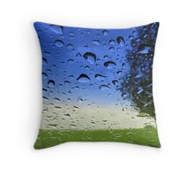 April in May Throw Pillow
