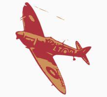 Spitfire by zodezine