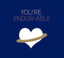You're Endorable - Star Wars Love by The Eighty-Sixth Floor